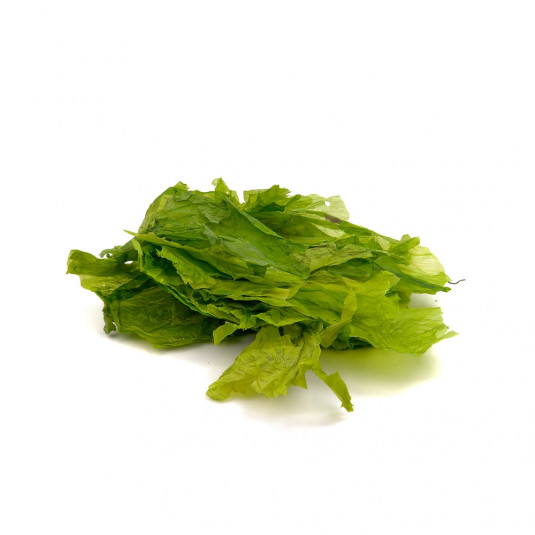 Alga de salata de mare uscata, Sosa