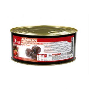 Amarena pasta concentrata (1.5kg), Sosa