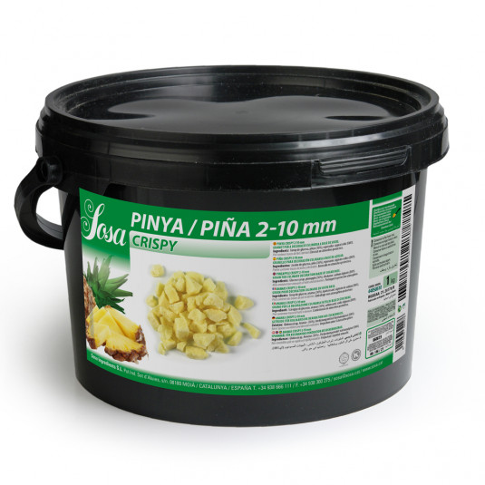 Ananas crocant 2-10mm, Sosa