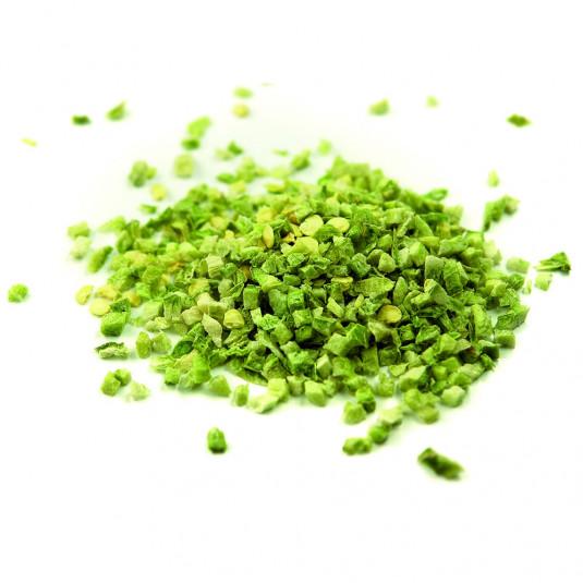 Bucati de Jalapeno verde liofilizat (40g), Sosa