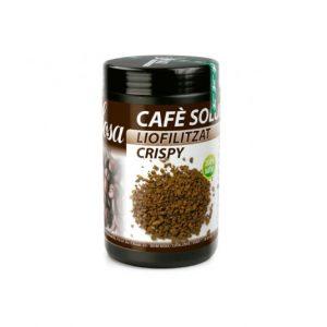 Cafea crocanta, Sosa