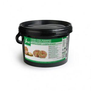 Caviar de citrice feliat, liofilizat (400g), Sosa
