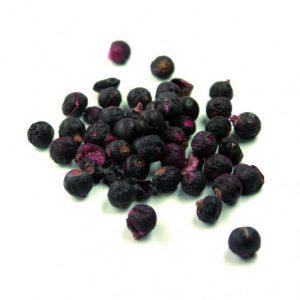 Coacaz negru intreg liofilizat (75g), Sosa