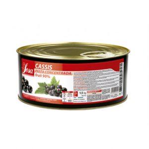 Coacaze negre pasta concentrata (1,5 kg), Sosa