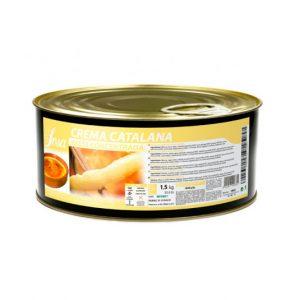 Crema catalana pasta concentrata, Sosa