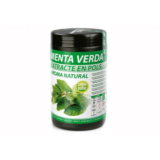Menta verde extract natural in praf (500g), Sosa