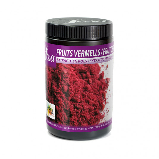 Hibiscus extract natural praf (500g), Sosa