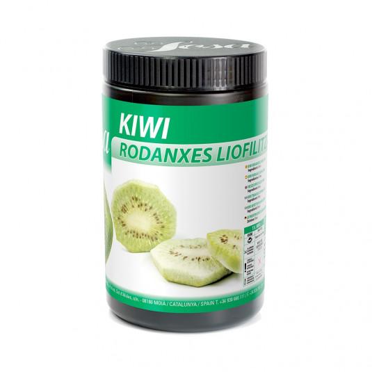 Kiwi liofilizati in felii, Sosa