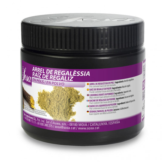 Lemn dulce praf de radacina (250g), Sosa