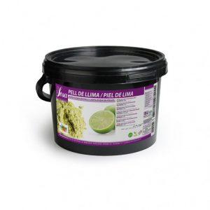 Lime (coaja) liofilizata praf, Sosa