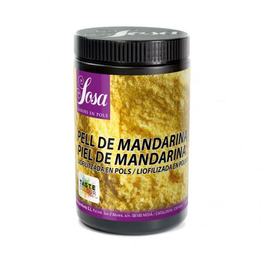 Mandarina (coaja) liofilizata praf, Sosa