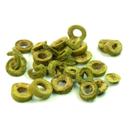 Masline verzi liofilizate felii (100g), Sosa