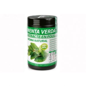 Menta verde extract natural in praf (12kg), Sosa