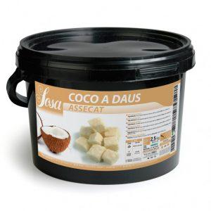 Nuca de cocos cuburi uscate (2,5 kg), Sosa
