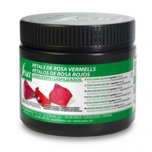 Petale de trandafir rosu liofilizate (7g), Sosa