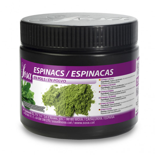 Spanac extract natural praf (250g), Sosa