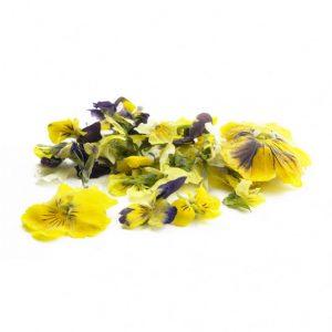 Viola cornuta liofilizate (5g), Sosa