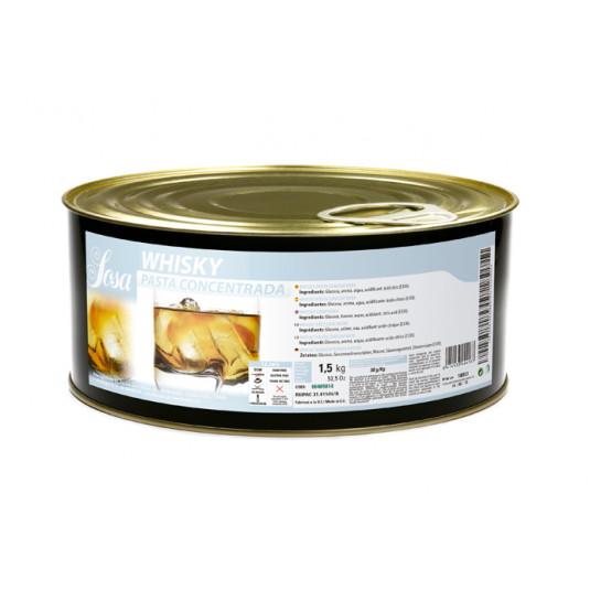 Whisky pasta concentrata (1,5 kg), Sosa