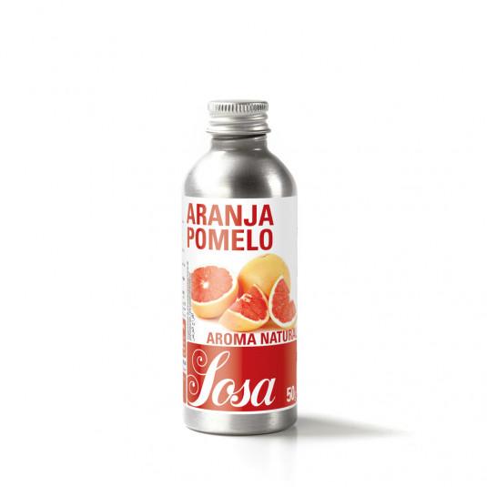Grapefruit aroma naturala, Sosa