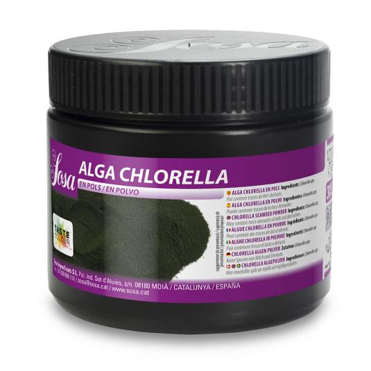 Alge Chlorella deshidratata praf (300g), Sosa
