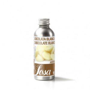 Aroma de ciocolata alba, Sosa