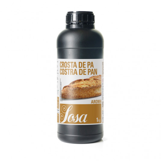 Aroma de coaja de paine, Sosa