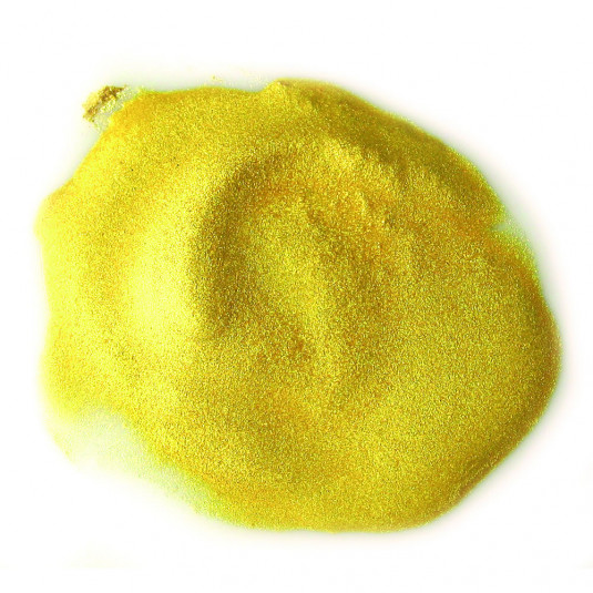 Auriu - colorant metalizat, Sosa