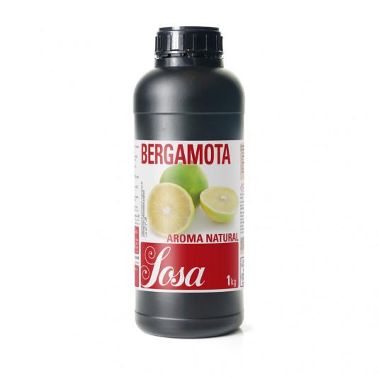 Bergamot aroma naturala, Sosa