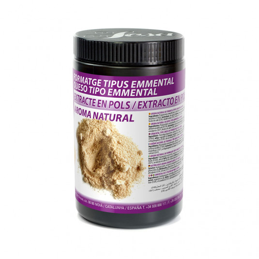 Branza de tip Emmental aroma praf (500g), Sosa