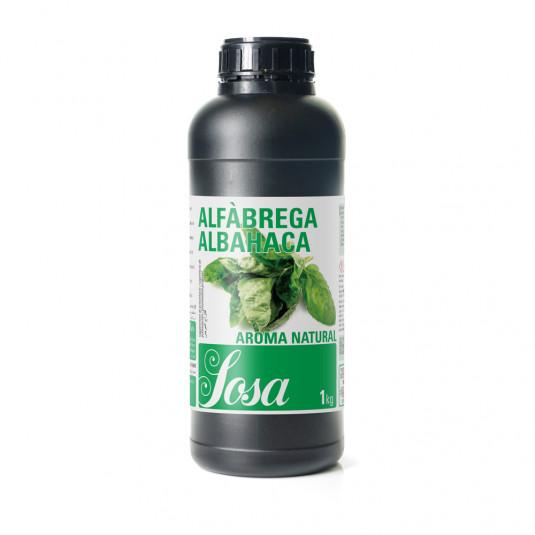 Busuioc aroma naturala, Sosa