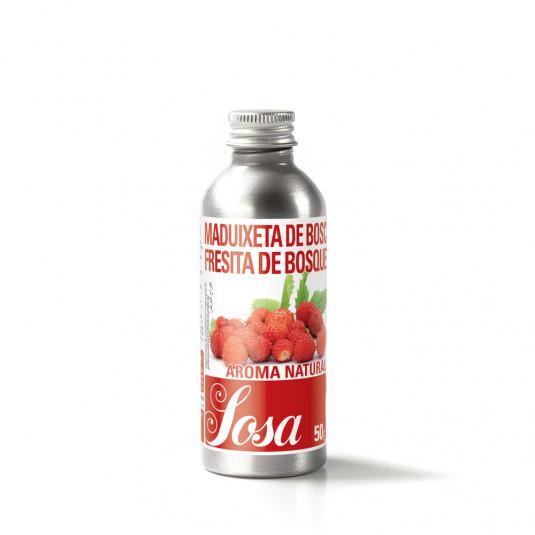 Capsuna salbatica aroma naturala, Sosa