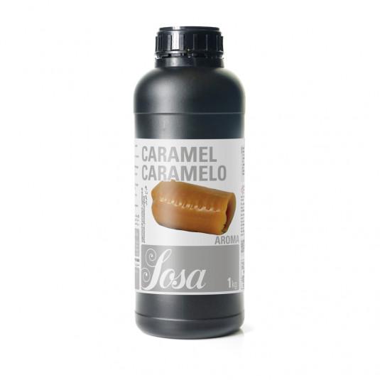 Caramel aroma in esente, Sosa