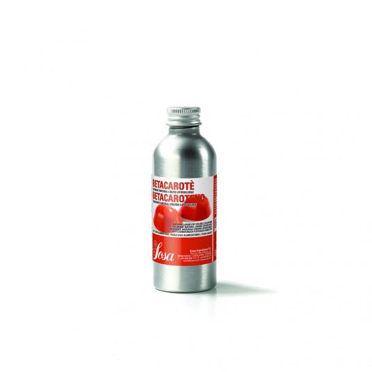 Carotene orange - colorant lichid natural solubil in grasime (100g), Sosa