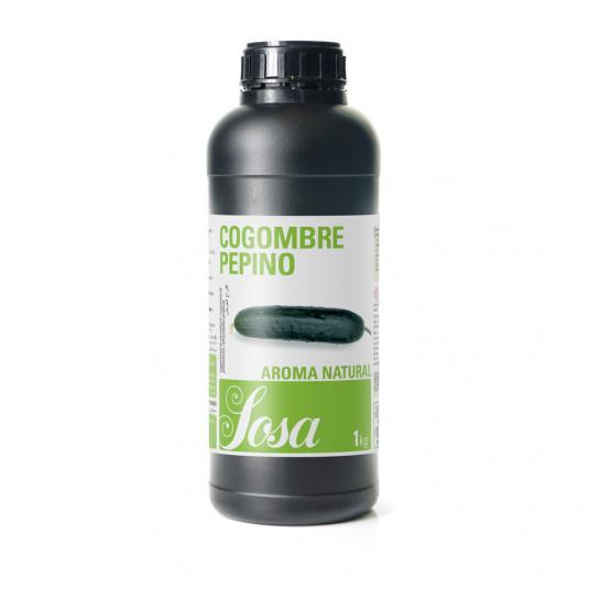 Castravete aroma naturala, Sosa