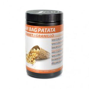 Cereale Airbag de cartofi, Sosa