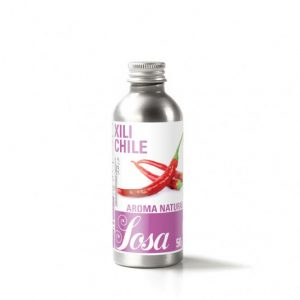 Chili aroma naturala, Sosa