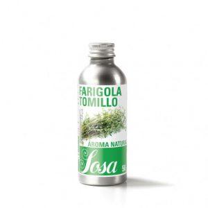 Cimbru aroma naturala, Sosa