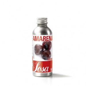 Cires negru (Amarena) aroma in esente, Sosa