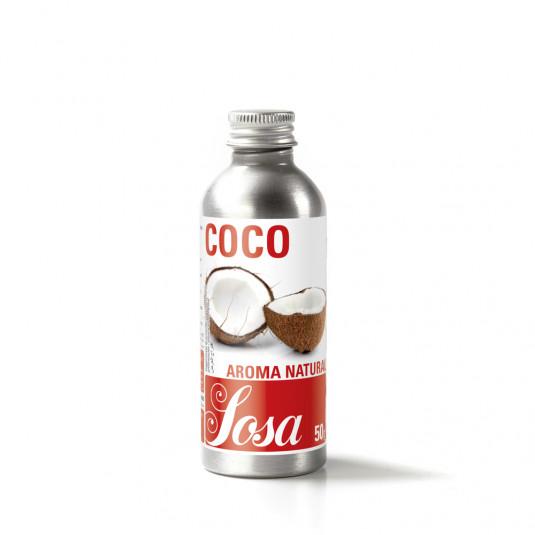 Cocos aroma naturala, Sosa