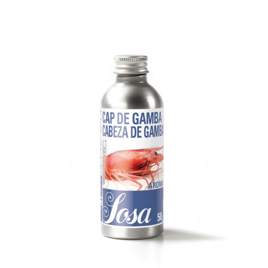 Creveti aroma in esente, Sosa