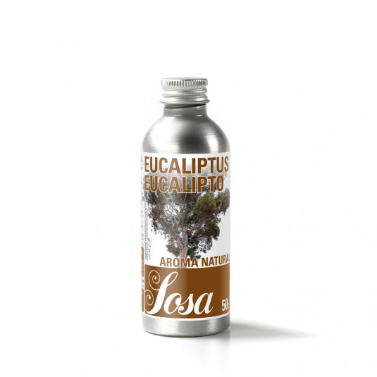 Eucalipt aroma naturala, Sosa
