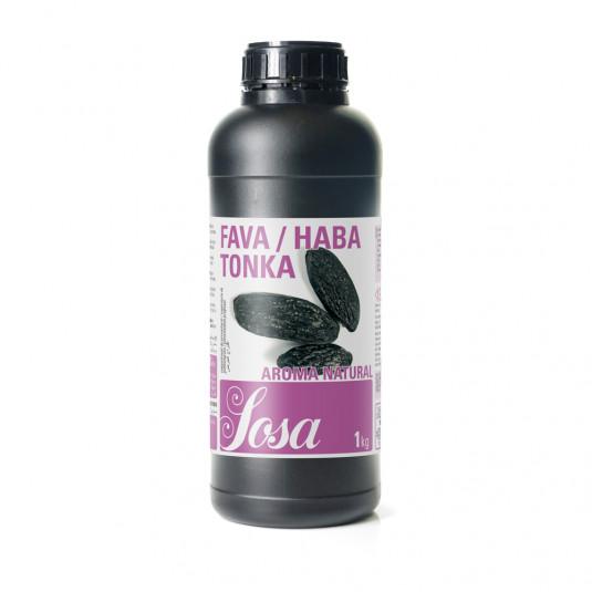 Fasole Tonka aroma naturala, Sosa