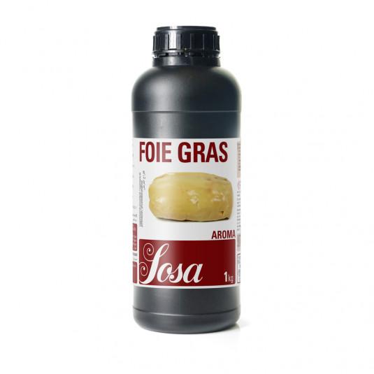 Foie gras aroma in esente, Sosa