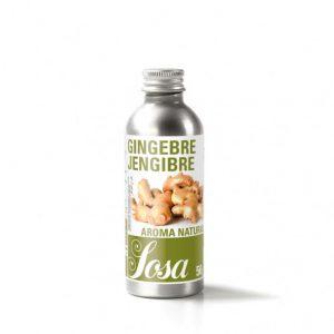 Ghimbir aroma naturala, Sosa