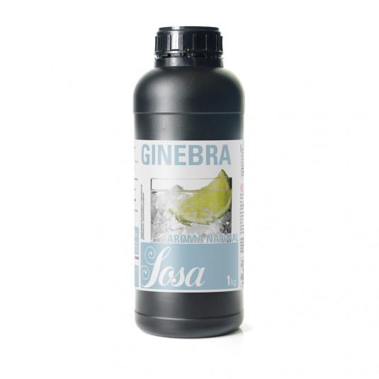 Gin aroma naturala, Sosa