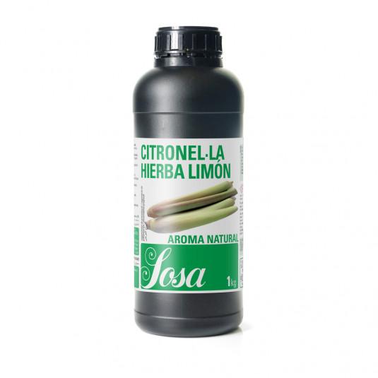 Iarba de lamaie aroma naturala, Sosa