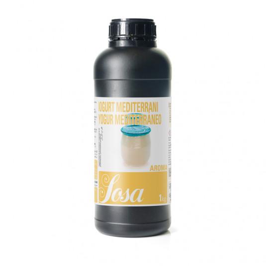 Iaurt mediteranean aroma in esente, Sosa