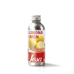 Lamaie aroma naturala liposolubila, Sosa