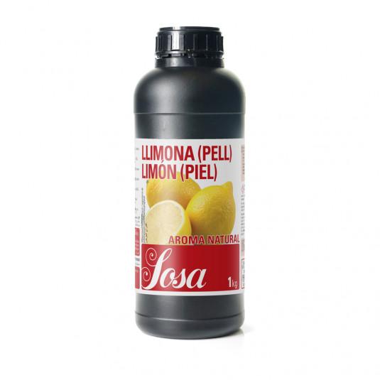 Lamaie coaja aroma naturala, Sosa