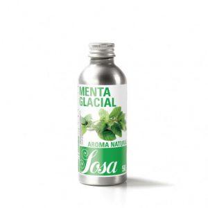 Menta glaciara aroma naturala, Sosa